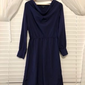 ‼️BANANA REPUBLIC‼️ Mid Cute Navy Dress